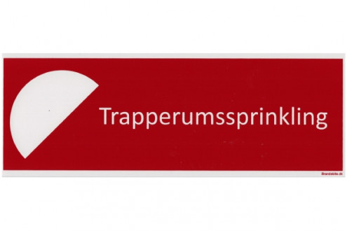 (518) Trapperumssprinkling