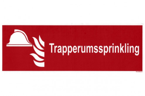 Trapperumssprinkling - DS7010